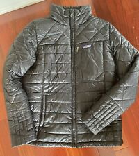 Authentic Patagonia womens down jacket black large