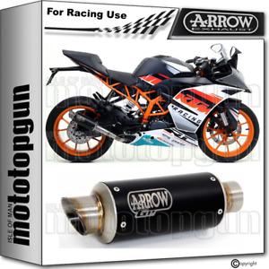 ARROW EXHAUST RACE GP2 STEEL BLACK KTM RC 390 2015 15 2016 16