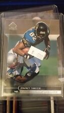 1998 SP Authentic Die-Cut #78 Jimmy Smith  Football Card