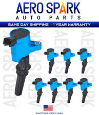 8x High Performance Ignition Coil For Ford F-150 F-250 F-550 4.6/5.4 FD503 DG508
