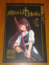MARIA HOLIC BOOK 5 TOKYOPOP MINARI ENDOU COMEDY ROMANCE MANGA GRAPHIC NOVEL