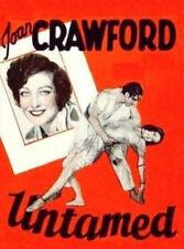 Untamed 1929 - Joan Crawford Robert Montgomery Conway Vintage Pre-Code Film DVD