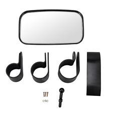 """Side Rearview Center Mirror Bracket for All UTV ATV Golf Cart 1.50"""" - 2"""" Tubing"""