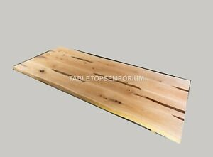 Made to order Custom Ultra Clear Epoxy Table Center Table Made of Walnut Table