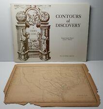 New ListingAntique 1843 Bradfords Map Republic Of Texas (after Austin) 66.A. ☆ Hand Colored