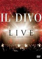 Il Divo - Live at the Greek - DVD By Il Divo - GOOD