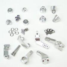 Gen3 RC Silver Aluminum 6061-T6 Upgrade Kit for Traxxas Slash Rustler Stampede