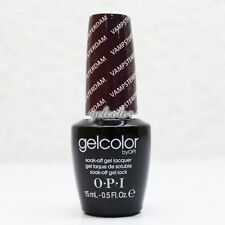 OPI GelColor Soak Off LED/UV Gel Nail Polish 15ml 0.5 fl oz Vampsterdam #GCH63