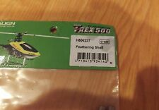 TREX 500 NEW FEATHERING SHAFT SET (H50023T)