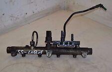 Peugeot 807 Fuel Rail 0445214017 807 2.0 HDi Fuel Rail 2006