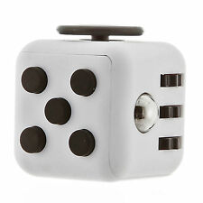 *IN STOCK* NEW 2017 FIDGET CUBE STRESS ANXIETY RELIEF 6 SIDED DESK TOY @ USA