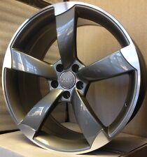 "19"" inch Audi Replica Wheels Pirelli Tires For A8 A6 A5 A7 Q5 19X8.0 S4 RS6 S6"