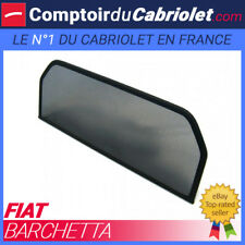 Filet anti-remous saute-vent, windschott Fiat Barchetta cabriolet 33.5cm - TUV