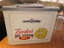 New listing Borden's Ice Cream Portable Carrying Case