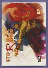Storm Riders #3 2002 Manhua Graphic Novel Softcover Wing Shing Ma ComicsOne t