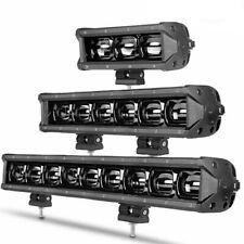 "8/14/20/27/34/40"" inch 30/60/90/120/150/180W LED Light Bar Flood Offroad 4WD ATV"