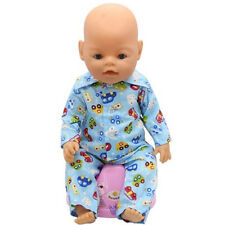 new 1set Doll Clothes Wearfor 43cm Baby Born zapf (only sell clothes ) B71