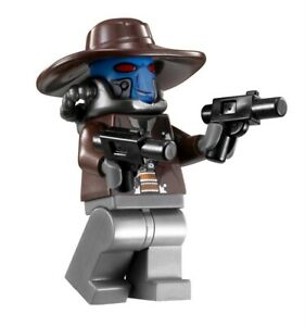 NEW LEGO CAD BANE FROM SET 8098 CLONE TURBO TANK MINIFIGURE.