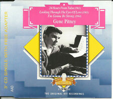 GENE PITNEY Rare OLD GOLD 3 HITS MINI 3 INCH CD single SEALED USA seller CD3