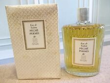 So Rare Coryse Salome Place de L'Opera Peche Permis Eau de Toilette Perfume HUGE