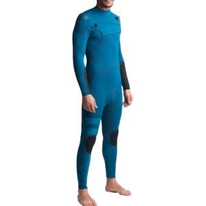 $360 Men's Hurley Advantage Max Wetsuit 2/2 Full Suit Blue Force Size XS S L