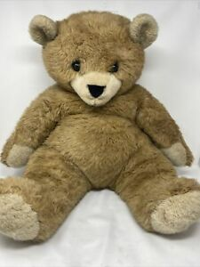 Vtg AVANTI APPLAUSE TEDDY BEAR Plush 28""
