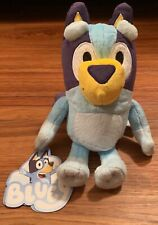 "NWT Disney Jr Bluey 8"" Plush Stuffed Animal. FAST SHIPPING"