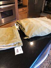 NWT New Orvis Pet Coverlet Blanket Bed King 2 Standard Sham