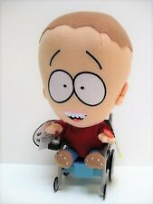 South Park 2002 Plush Talking Timmy doll toy figure Fun-4-All Nwt