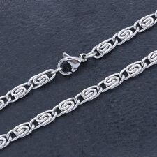 Stainless Steel Anklets T and CO Chain Ankle Bracelet 3.4 mm 9 Inch SSA015-9