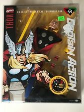 "Thor - Caption Action - 12"" Action Figure with Costume Set - NIB"