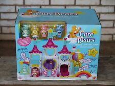 Care Bears Magical Care-a-Lot Castle Complete Playset New in Box 2003 Play Along