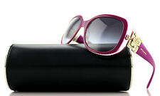 RARE NEW Authentic BVLGARI GIARDINI ITALIANI Violet Sunglasses BV 8172B 5392/8G
