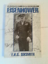 Millitary Commanders Eisenhower by Sixsmith Ike WWII General Normandy D-Day Nazi