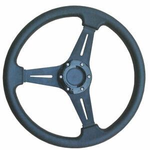 Universal Car Steering Wheel PU Leather Racing Fits OMP SPARCO MOMO BOSS Kit