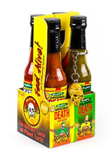BLAIR'S Mini Death Sauce Sampler Hot Chilli Summer Grill BBQ Blairs