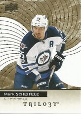 Mark Scheifele #9 - 2017-18 Trilogy - Base