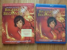 Big Fish & Begonia 2-Disc Blu-ray/Dvd Combo Anime Movie w/ Slipcover Shout