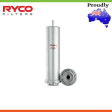 New * Ryco * Fuel Filter For BMW X5 E70 3.0d 3L 6Cyl 3/2007 -10/2008