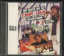 HET BESTE UIT DE TOP 100 ALLERTIJDEN CD JIMI HENDRIX GOLDEN EARRING JOHN MILES