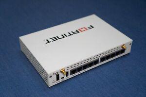 Fortinet FortiWiFi 60D FWF-60D VPN Firewall Security Appliance + antennas & PSU
