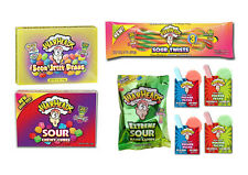 American Import Warheads Extreme Sour Candy Combo Pack 8 x Individual items