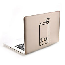 11 to 17 inch Vinyl Decal Sticker Skin for Laptop MacBook Air/Pro Juice HUUS