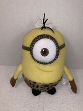 Stuffed Animal / Plush Toy - Dispicable Me / Caveman Minion | 10in Tall