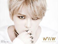 KIM JAE JOONG  1st Album  WHO WHEN WHY[ WWW] from JYJ HERO