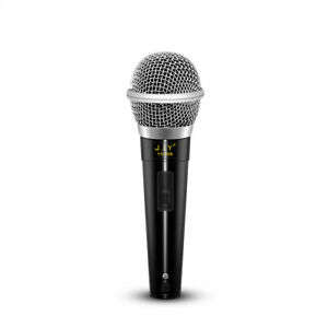 Professional Portable Wired Dynamic Microphone Audio for Karaoke Vocal Singing