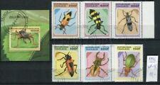 Used Togolese Topical Postal Stamps