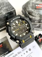 Casio G-Shock *GA900-1 Anadigi Black Resin Watch for Men