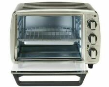 Oster 6-Slice Convection Toaster Oven - Brushed Stainless Steel - TSSTTV0002
