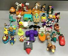 McDonalds, Burger King Fast Food Toys Lot of 30